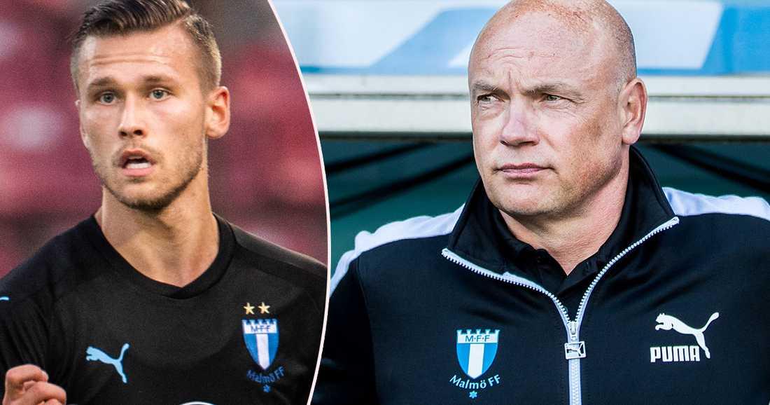 Arnor Traustason är kritisk till semesterlängden för spelarna. Hans tränare Uwe Rösler håller med.