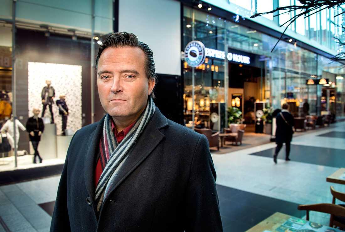 Jan Olsson, vid polisens nationella bedrägericentrum.
