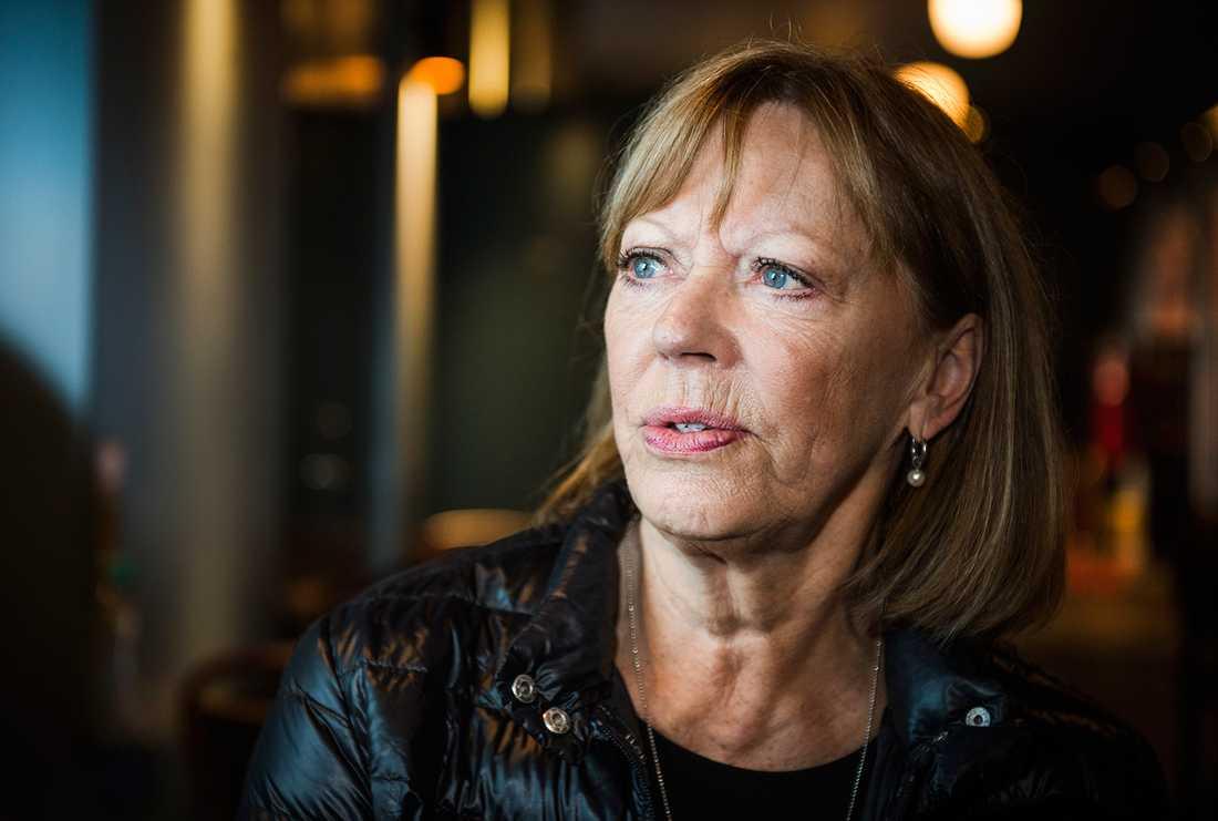 """Lill Lindfors: """"Jag saknar både Magnus och Brasse väldigt mycket, det är en ofattbart stor förlust."""""""