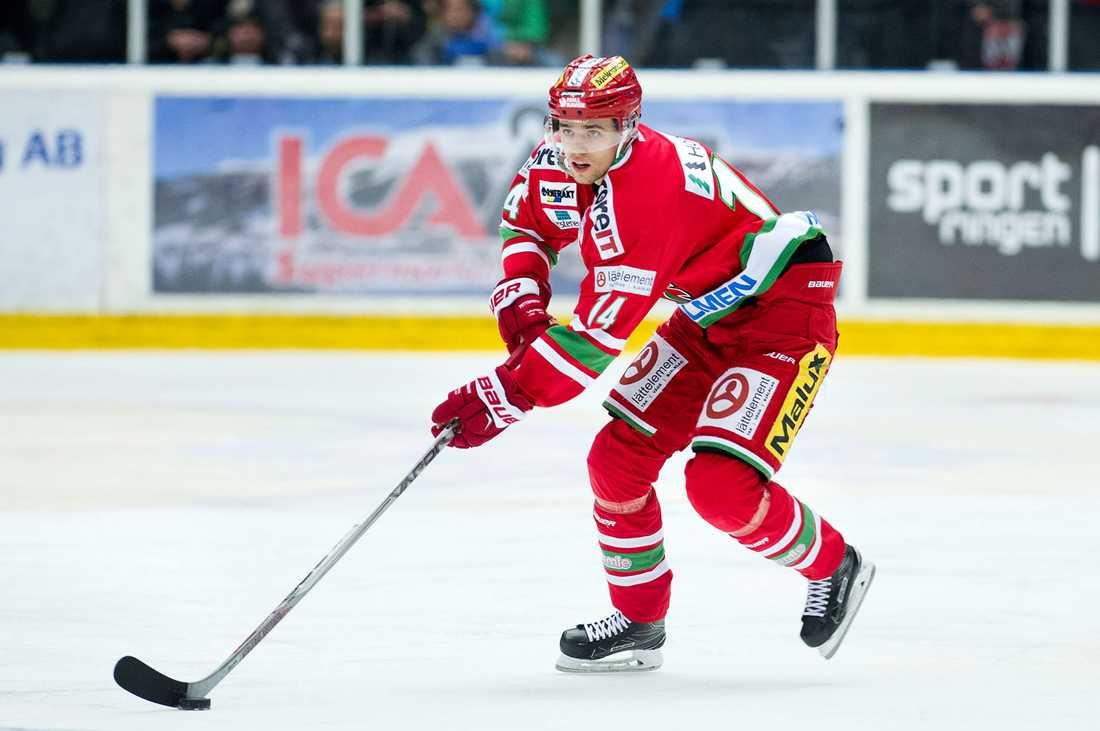 Emil Pettersson, 22, centertalang från Modo.