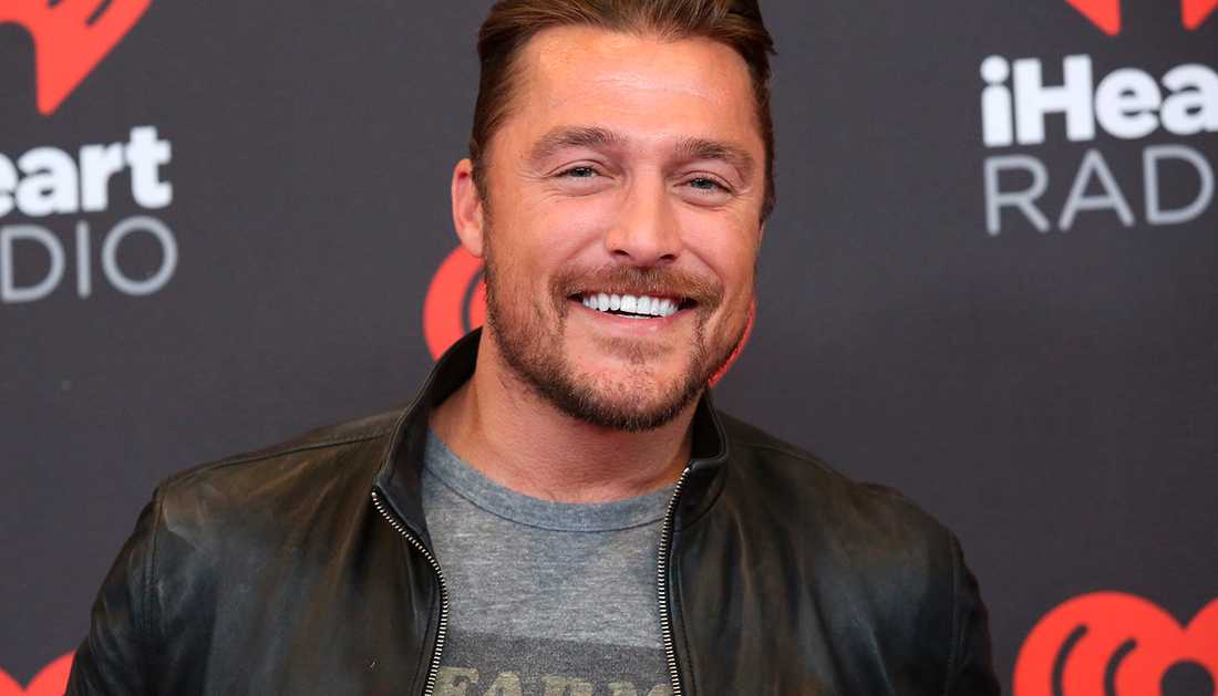 "Chris Soules var ""The Bachelor"" i USA 2015."