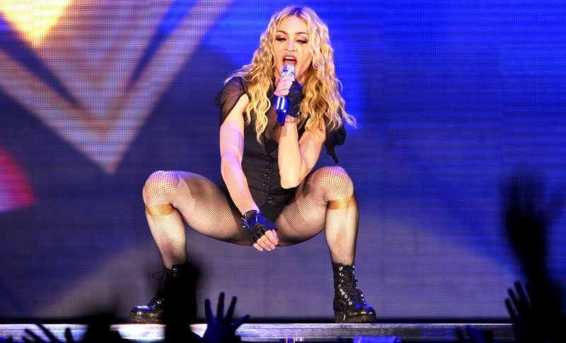 Biljetterna till Madonnas konsert i Göteborg släpptes på måndagsförmiddagen. Efter lunch var de 56 000 plåtarna slut.