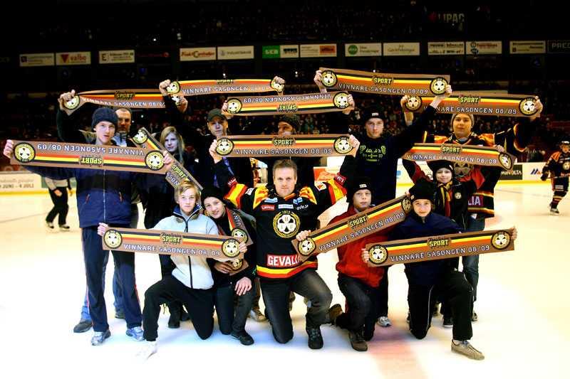 Brynäs fans prisade av Sportbladet.