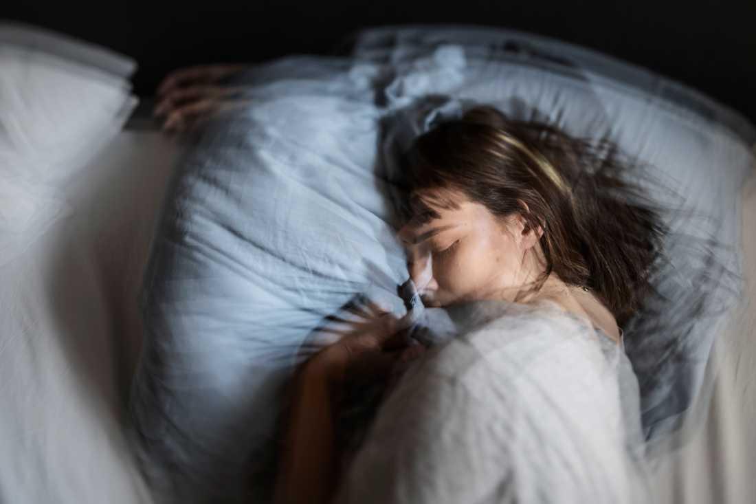 De vanligaste orsakerna till sömnproblem är stress och konstiga arbetstider, enligt Torbjörn Åkerstedt vid Karolinska institutet. Tyngdtäcken påstås hjälpa mot sömnbesvär. Arkivbild.
