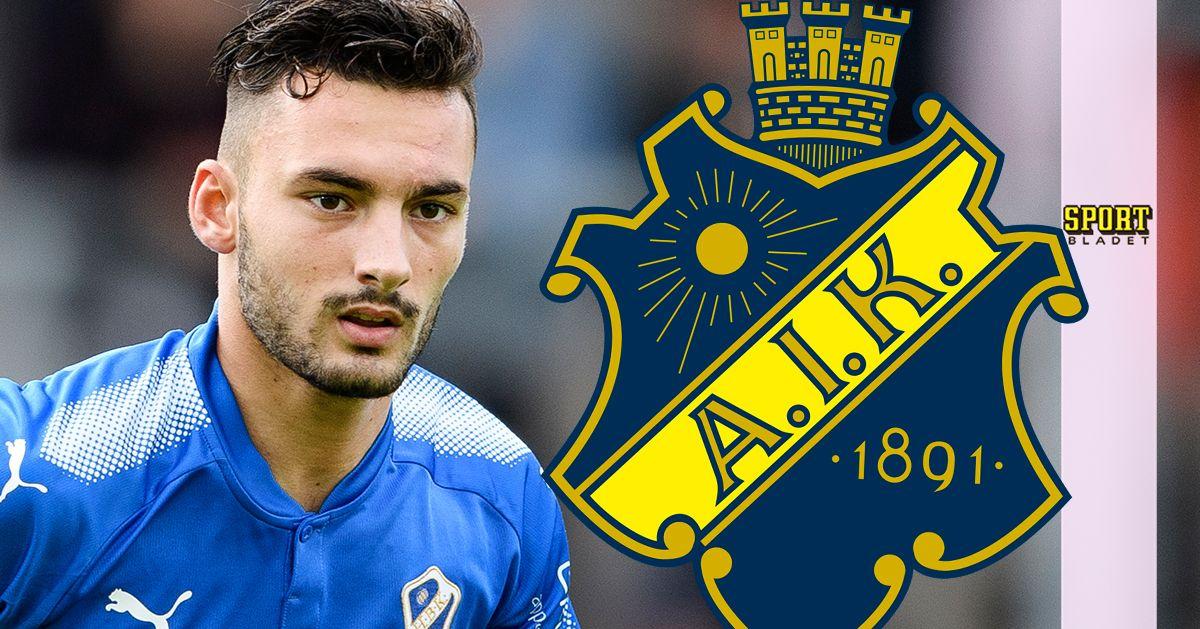 Förhandlingarna har kraschat – AIK avbryter värvningsförsöket av Haksabanovic