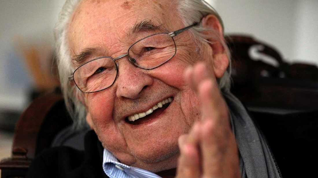 Andrzej Wajda avled den 9 oktober, 90 år gammal.