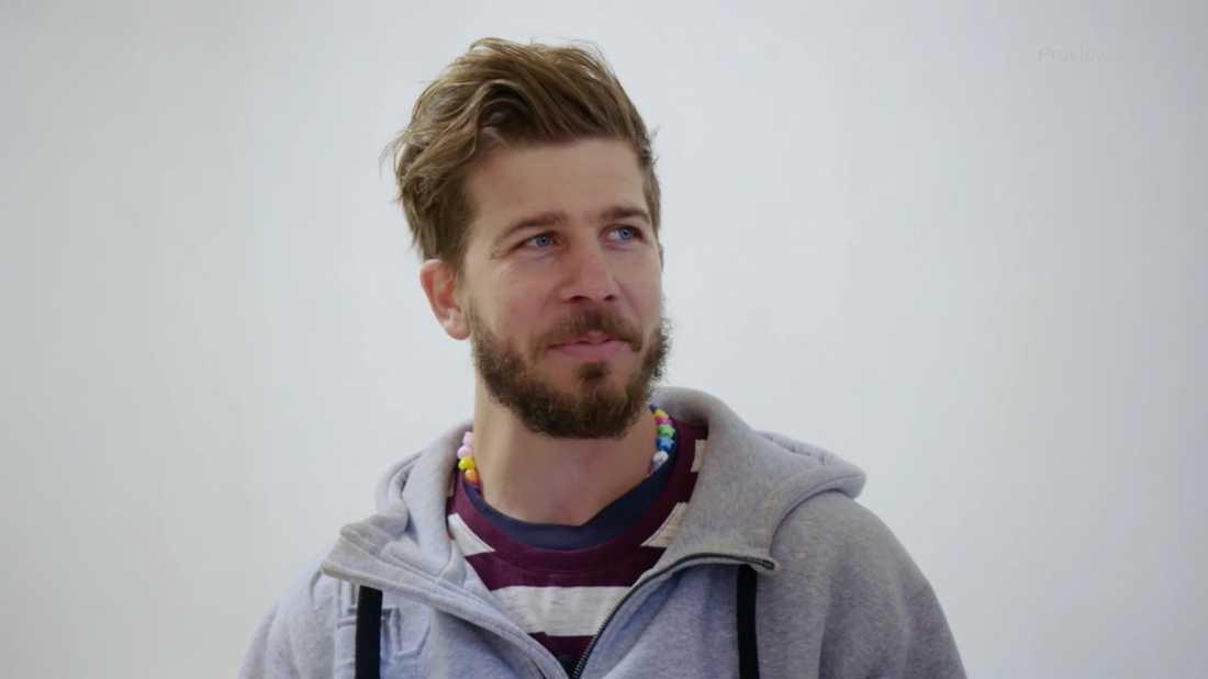 """Marcus """"Mackan"""" Nylén i """"Sommar med Ernst"""" på TV4"""