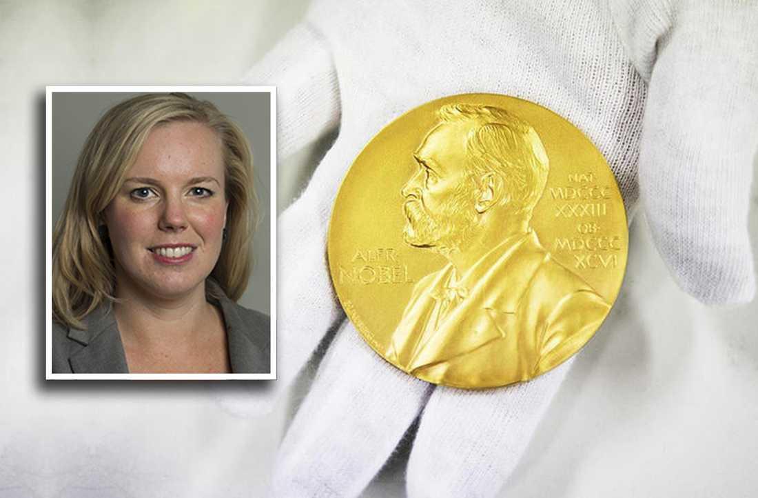 Det devalverar Nobelpriset att så få kvinnliga forskare vunnit priset. Det gör också att färre kvinnor söker sig till forskning, skriver debattören.