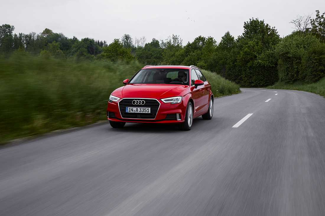 Audi A3 1,0 TFSI