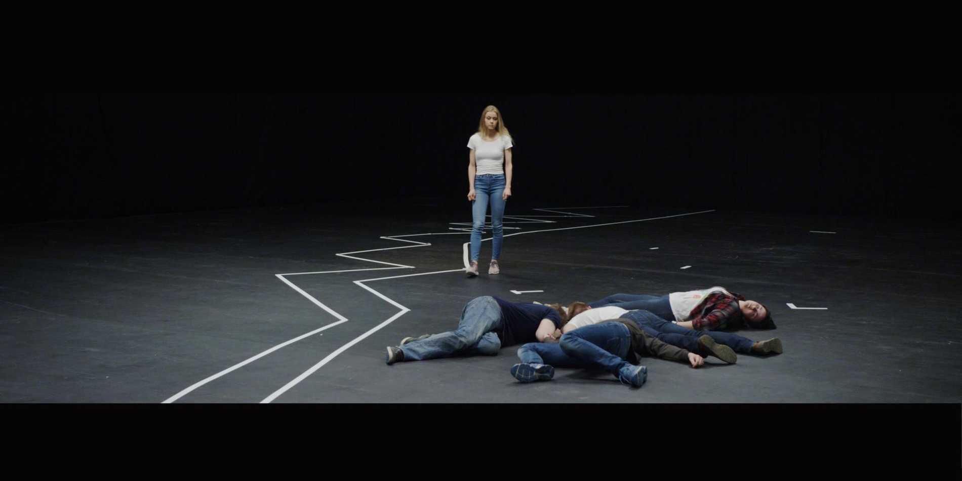 """Filmen """"Rekonstruktion Utøya"""" är en av tre filmer som nyligen gjorts om attentatet."""