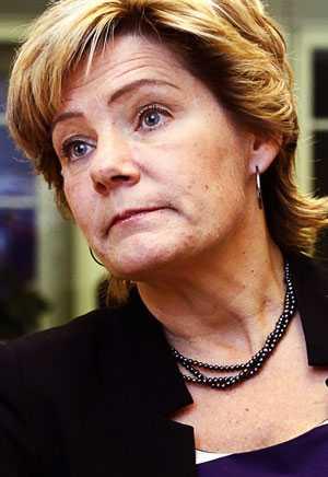 Maria Larsson.
