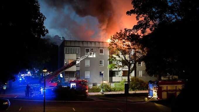 Lägenhetsbranden i Vällingby.