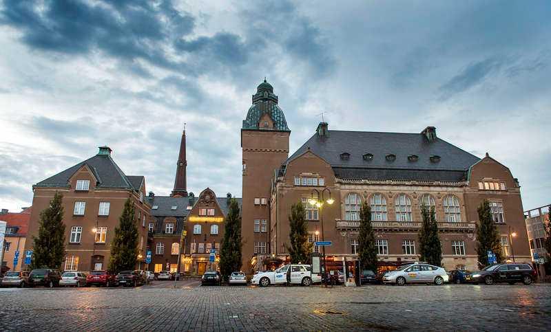 Stadshotellet i Västerås.