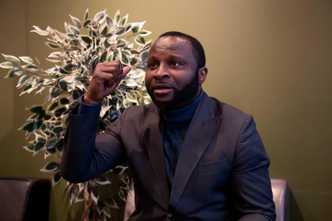 Prince Ikpe Ekong.