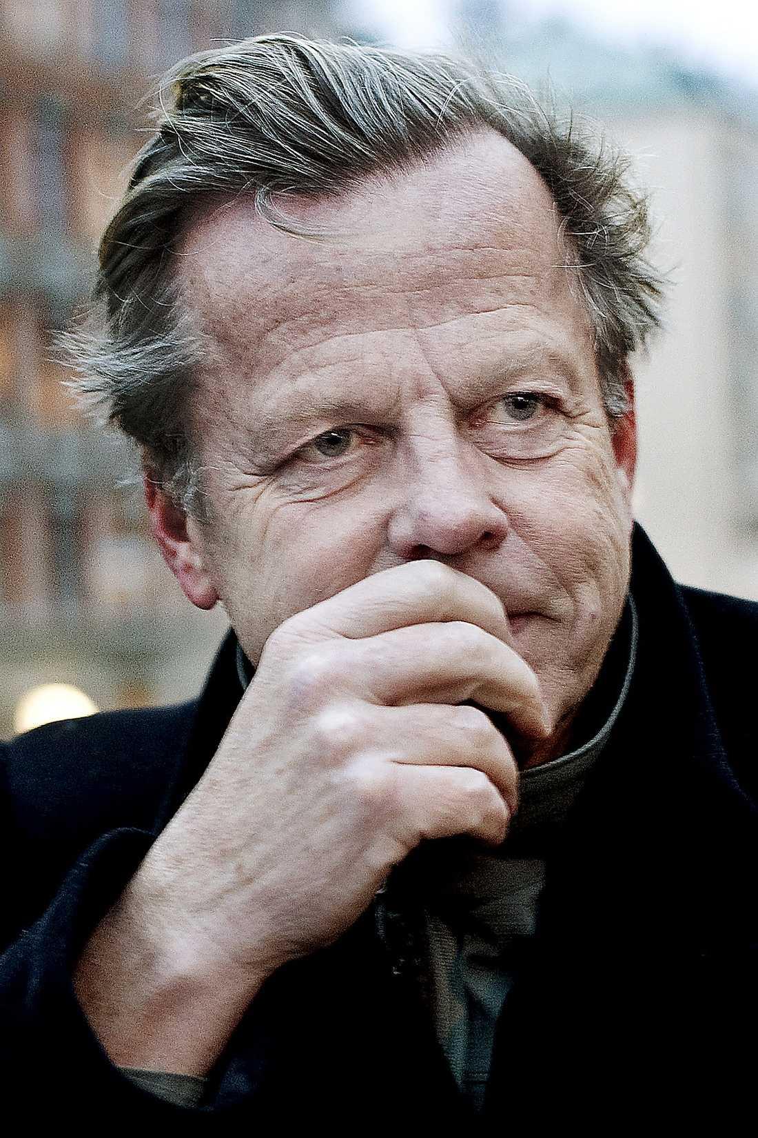 """""""Johanna och jag hade världens bästa relation"""", säger Krister Henriksson."""