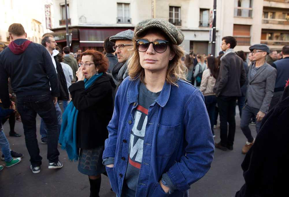 """Aurélie Raya: """"Ett mirakel att ingen av mina vänner dog i attackerna"""""""