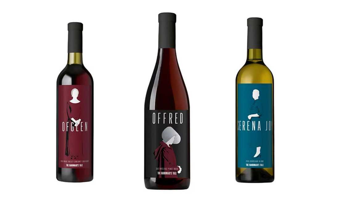 Vinerna som lanserades.
