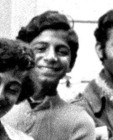 """14 ÅR Usama bin Ladin, 14 år. """"Gullig och artig, men annorlunda"""", minns Christina Åkerblad."""