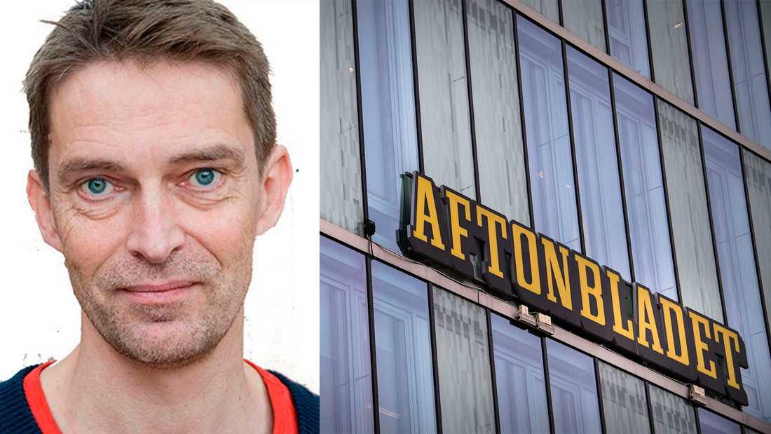 Sven Anders Johansson blir ny litteraturredaktör på Aftonbladet Kultur.