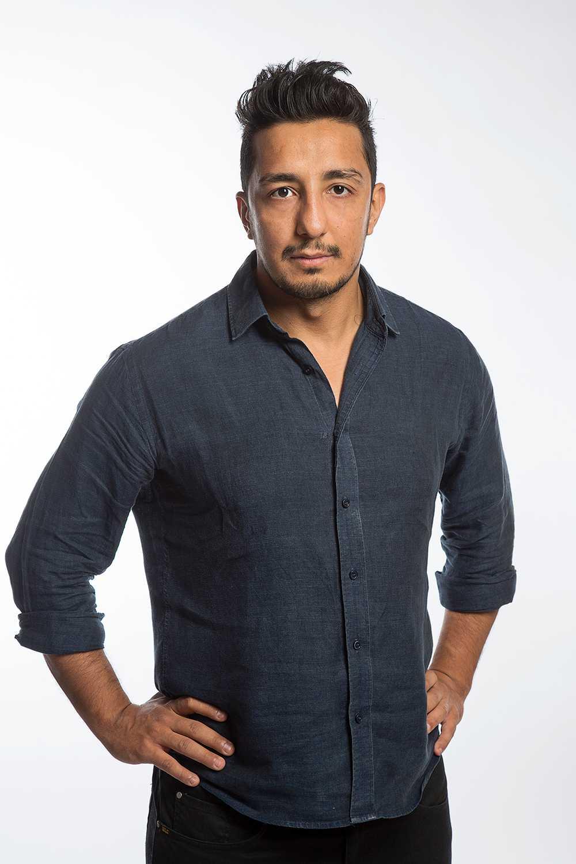 Ehsan Fadakar.