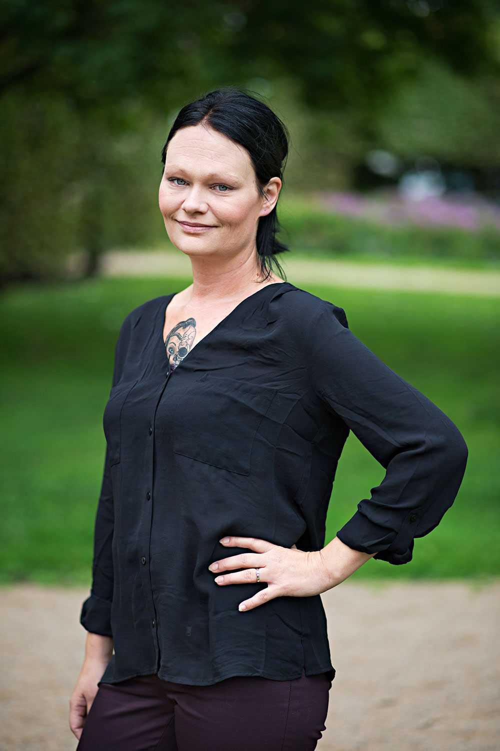 Anne-Sophie Lainesdotter Emilsson.