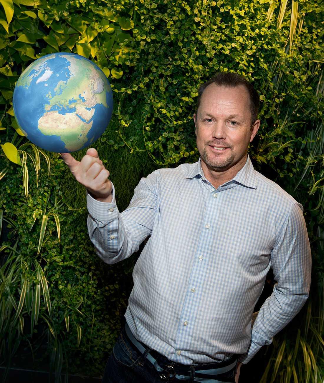 Som produktchef för Ving Norden har Patrik Marklund omkring 100 resdagar i utlandet per år där han inspekterat över 5000 hotell i över 80 länder. Nordiskt rekord?