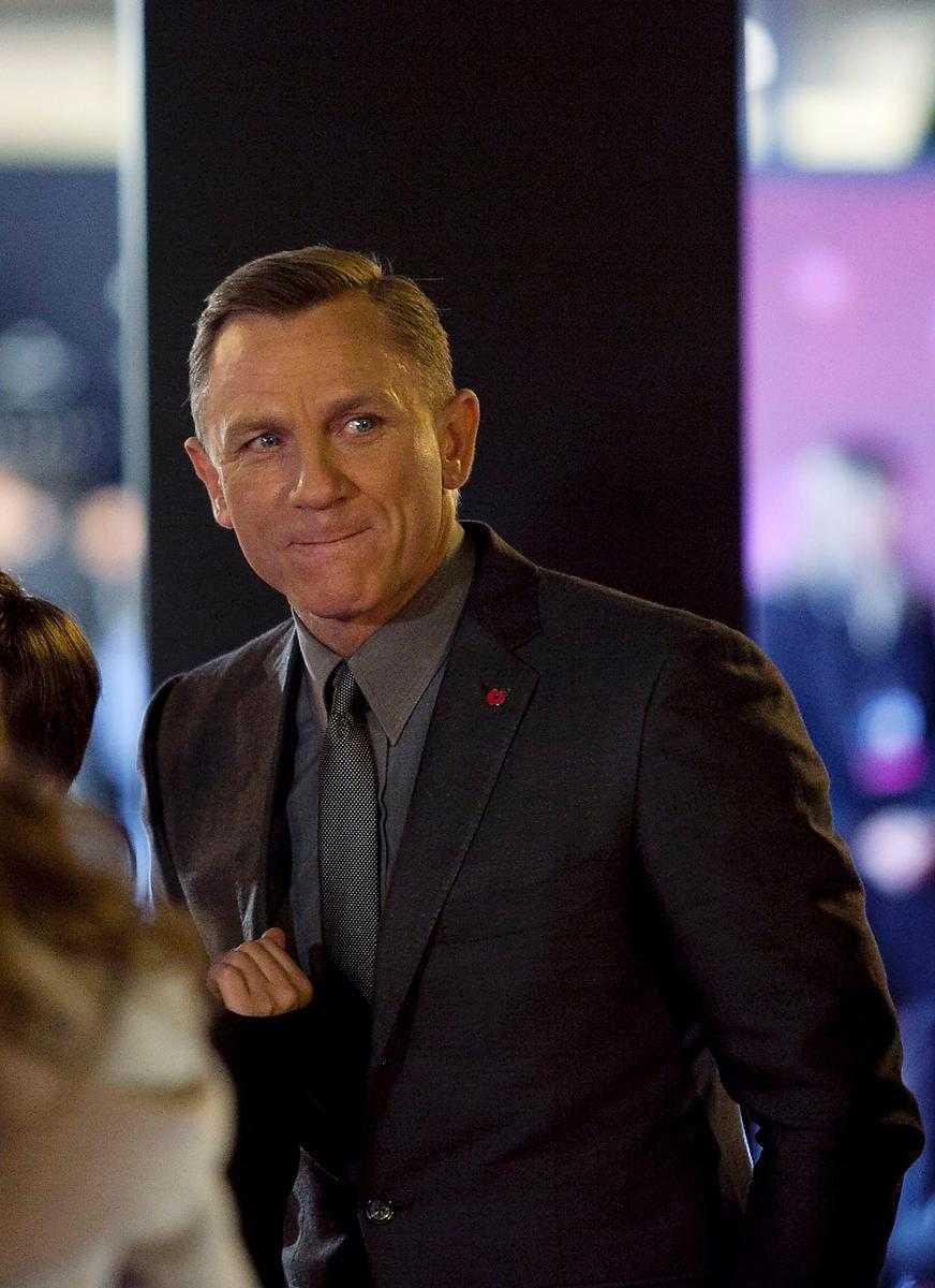 Daniel Craigs karriär som James Bond kan vara över.