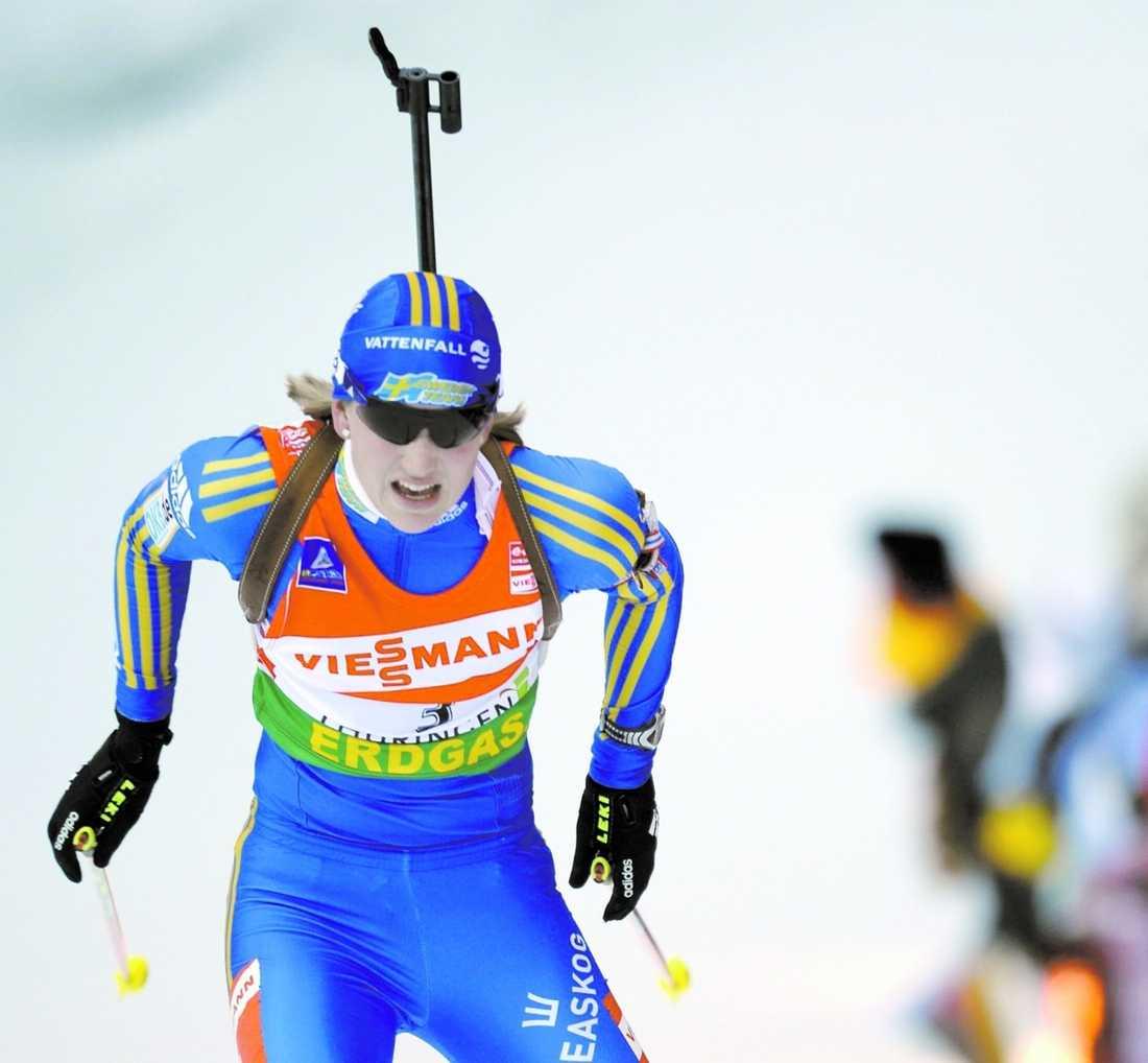 """mot vm-formen """"Jag har chans i alla VM-lopp"""", säger Helena Jonsson."""