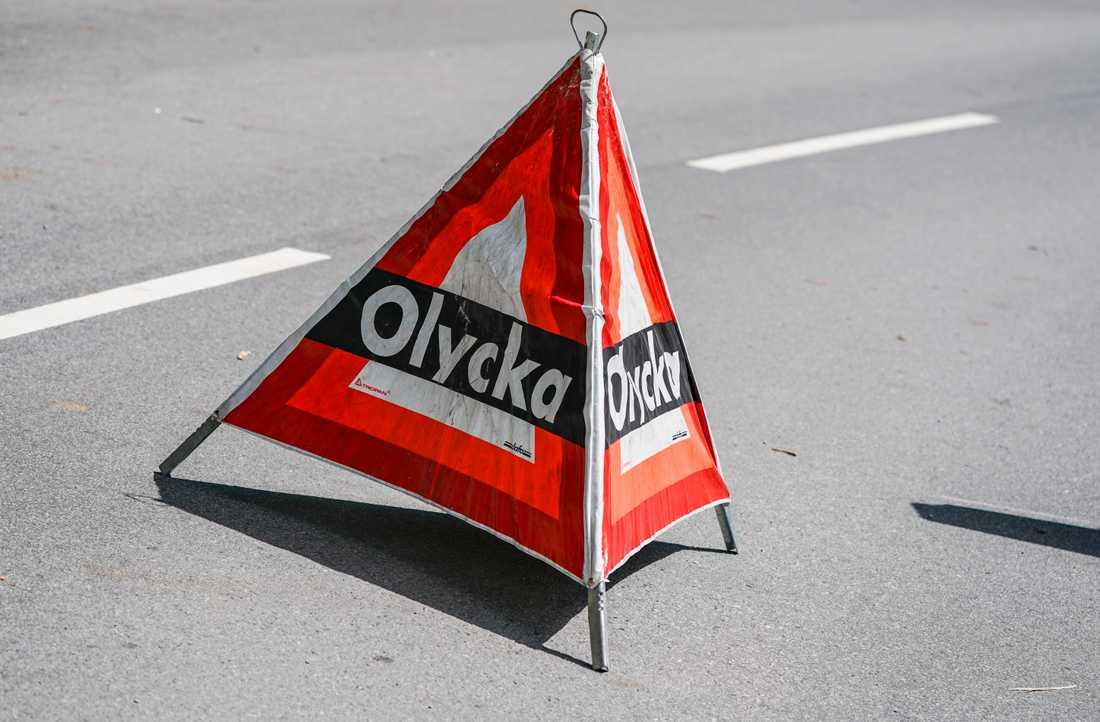 En man omkom i en mc-olycka utanför Borås på söndagen. Arkivbild.