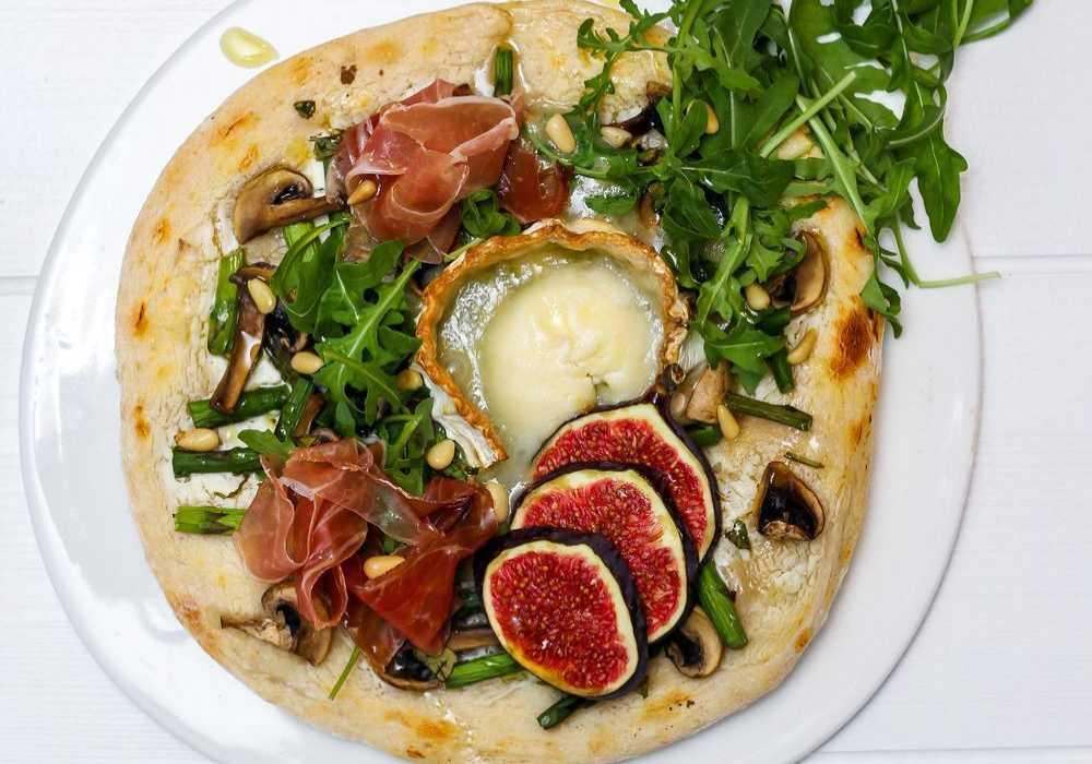 annorlunda pizza recept