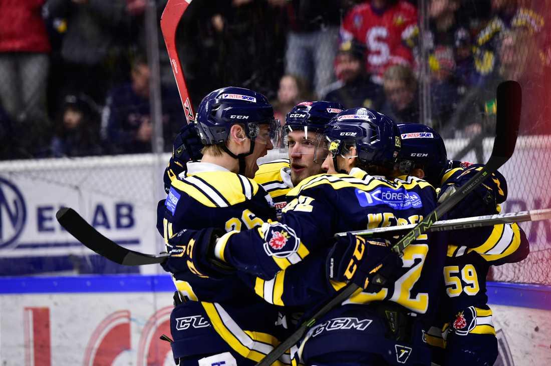 Södertäljes seger mot Borlänge betyder att de är tillbaka i Hockeyallsvenskan.