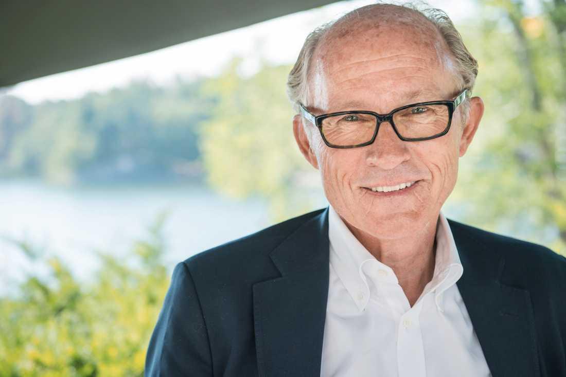 Finansmannen Mats Qviberg är ny huvudägare i bolaget MQ Marqet. Arkivbild.