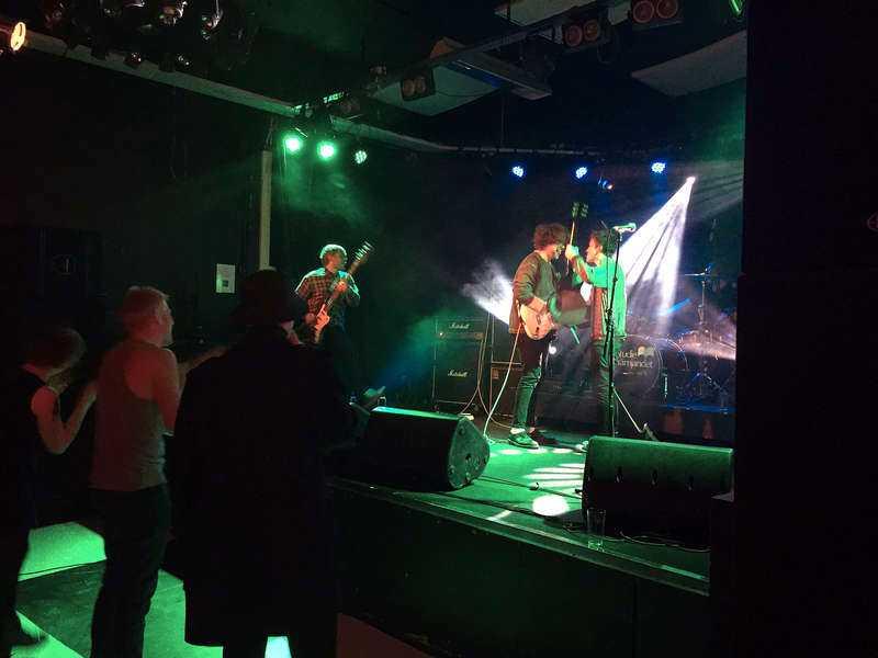 Viola Beachs sista konsert i Norrköping före olyckan var deras första spelning utomlands någonsin.