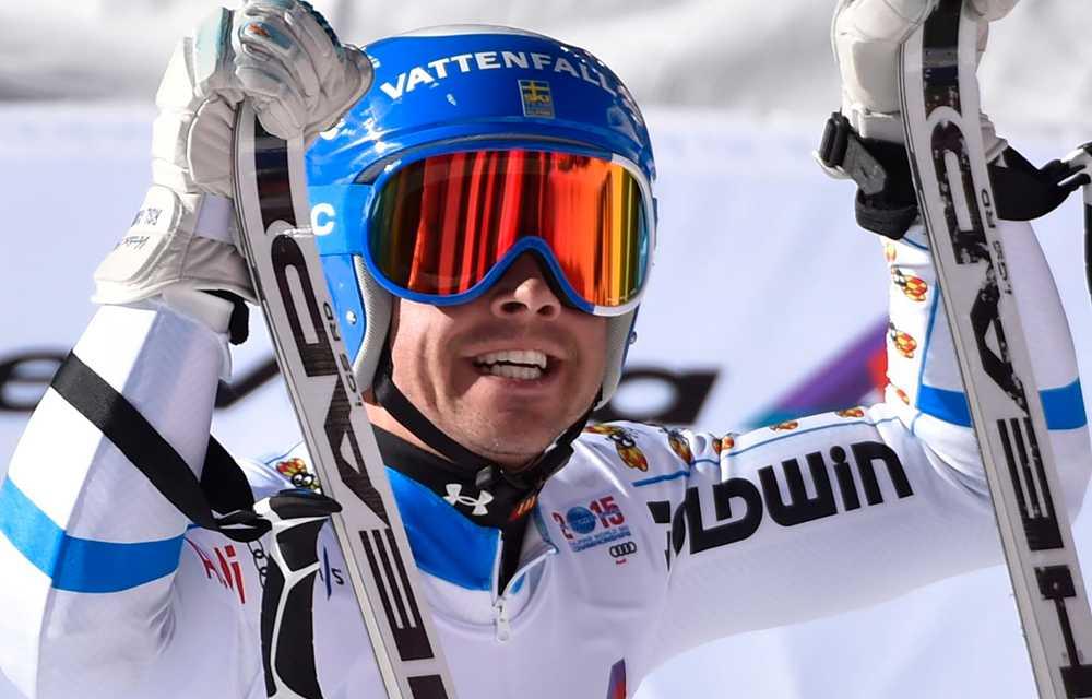 Matts Olsson slutade femma.