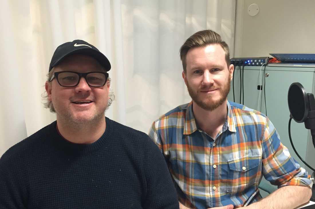 Robert Laul och Oskar Månsson diskuterar allsvenskan i 51 procent fotboll.