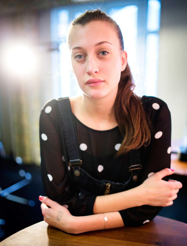 Julia Ragnarsson.