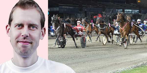 Sportbladets Per Nicklasson tippar V4 från Jägersro Galopp.