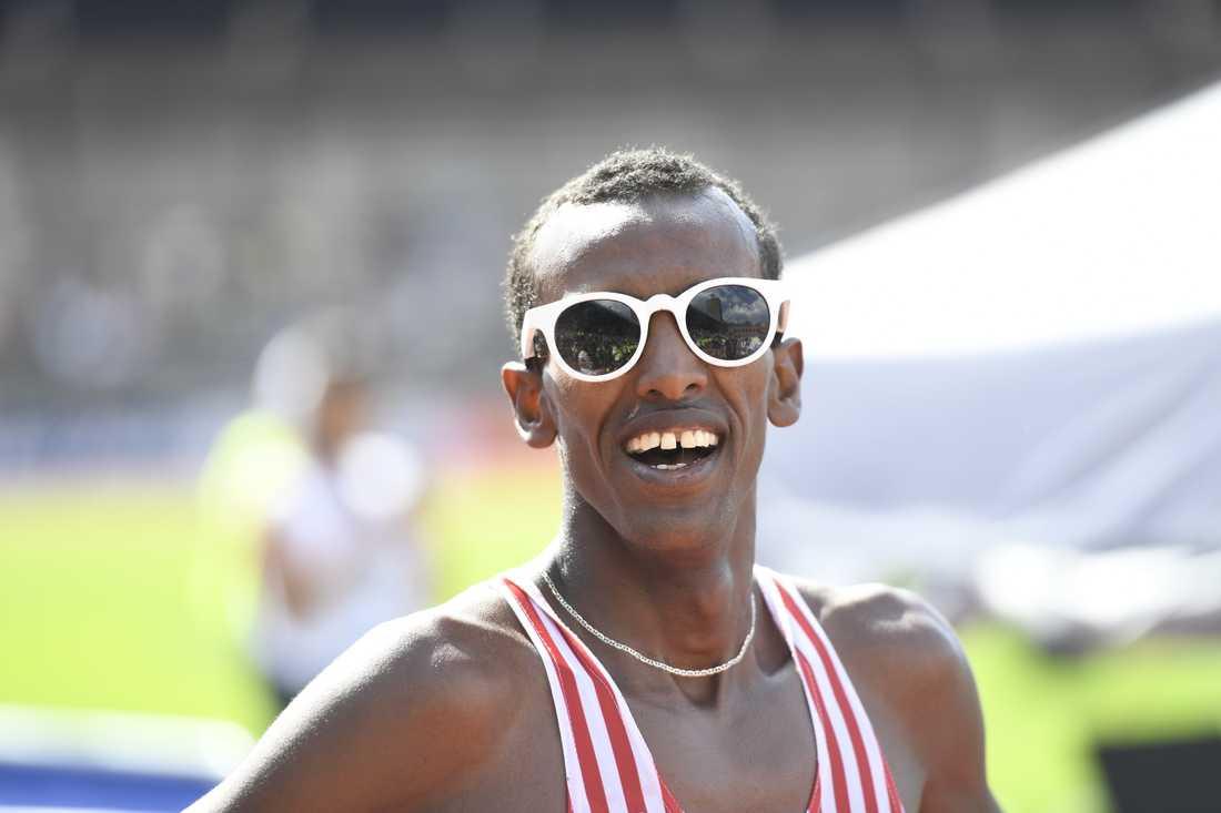 Mustafa Mohamed kan ta sitt 26:e SM-guld och bli historisk. Arkivbild.