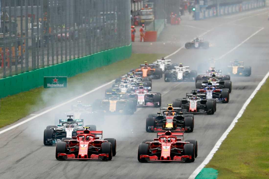 F1 2019 - Sportbladet ger dig en guide med alla datum, tider, banor, förare och tester inför  VM i Formel 1