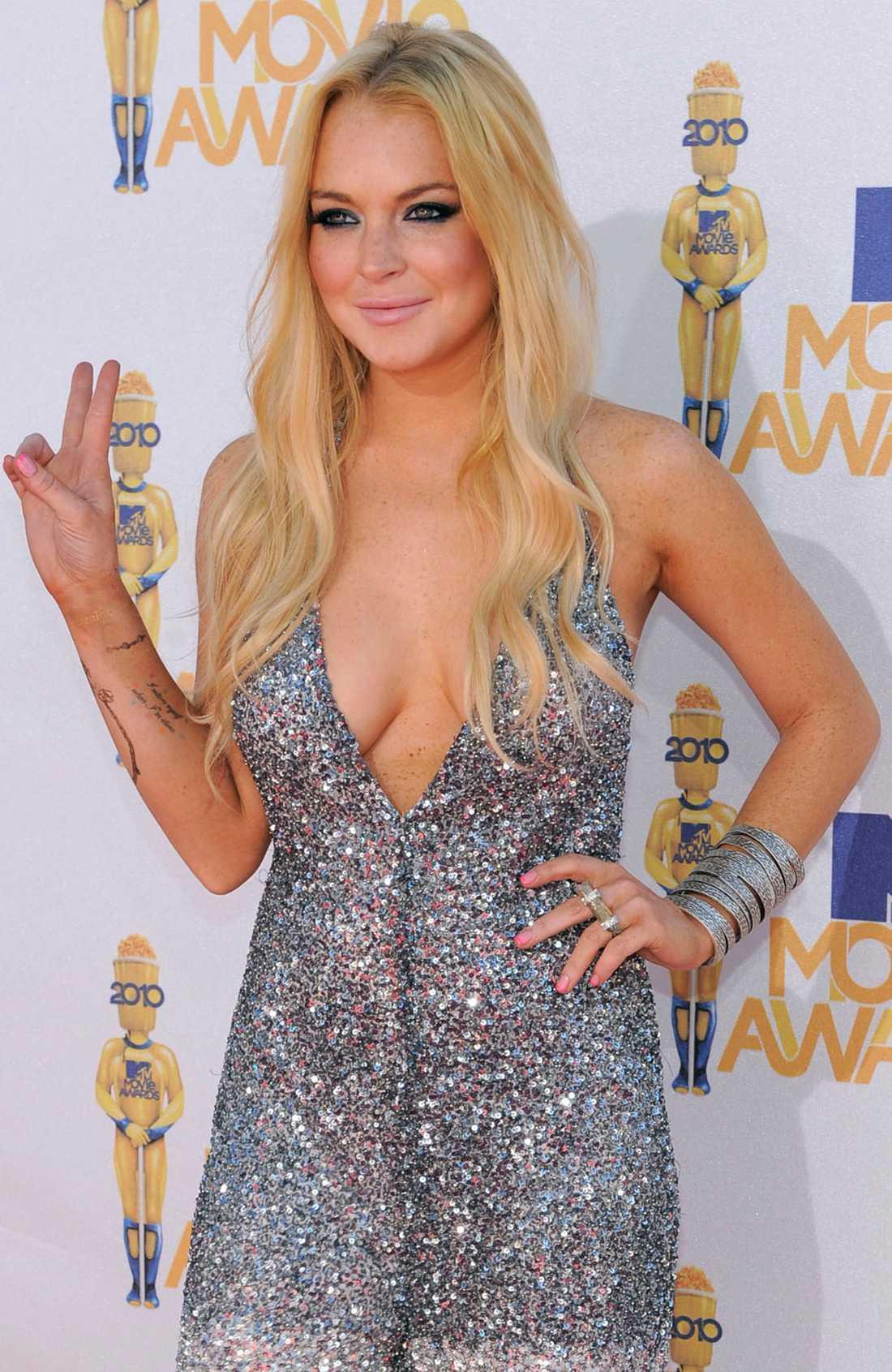 Lindsay Lohan – snart fri igen.