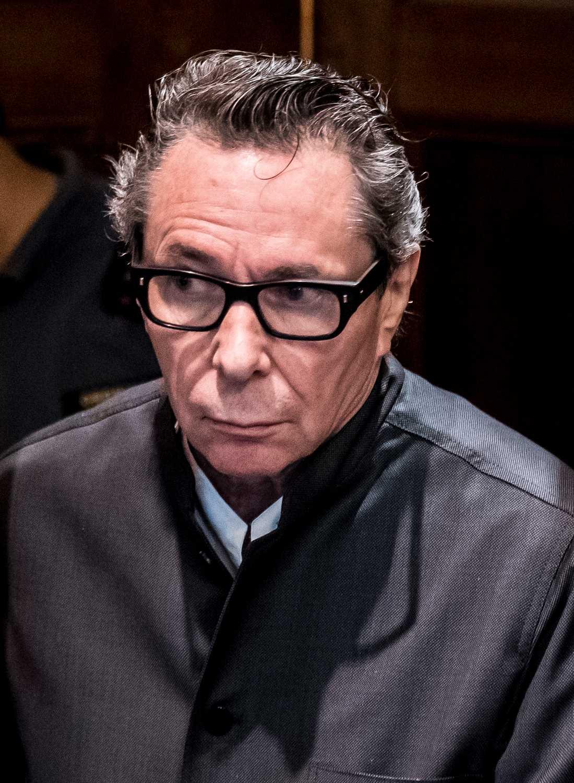 Kulturprofilen Jean-Claude Arnault, 72, dömdes till 2,5 års fängelse i hovrätten.