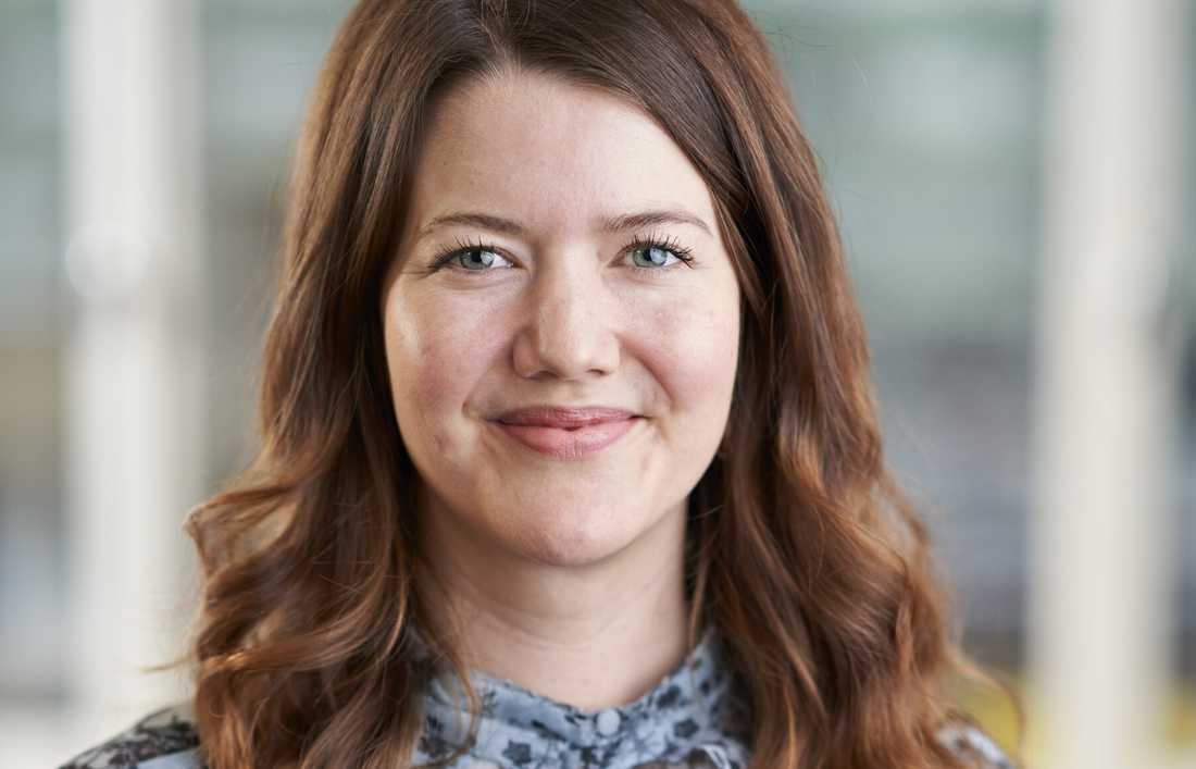 Sanna Ericsson, doktor i nationalekonomi vid Lunds universitet.