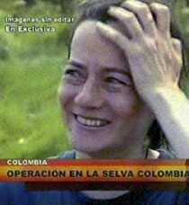 – tillsamans med Clara Rojas.