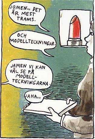 "Ur Anneli Furmarks ""Fiskarna i havet""."