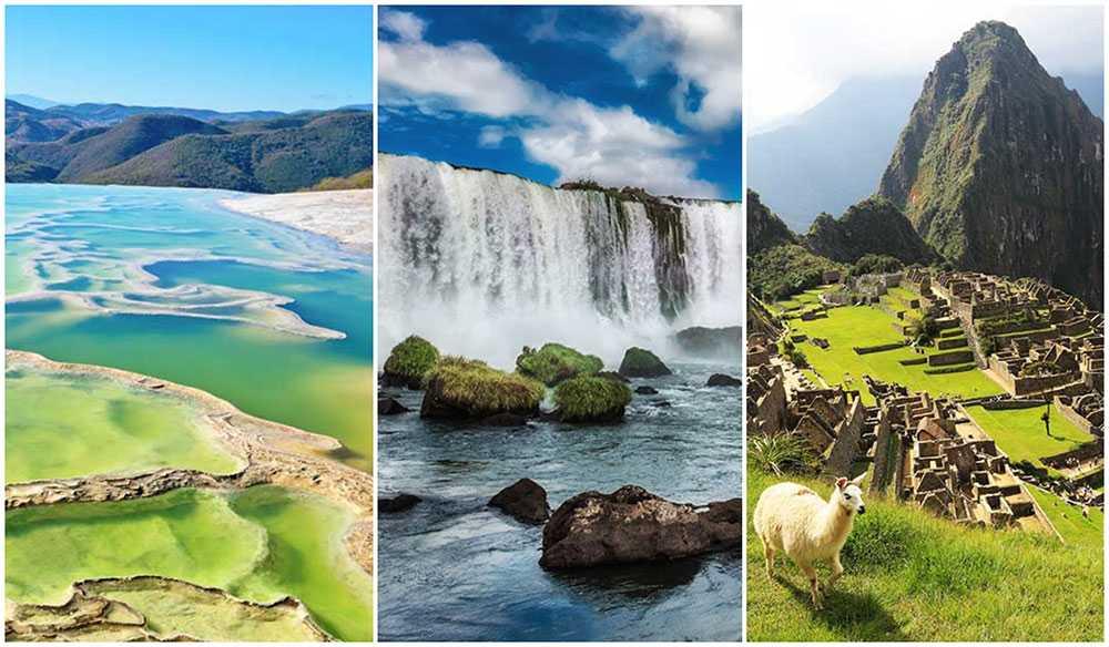 Här är de 40 vackraste länderna i världen.
