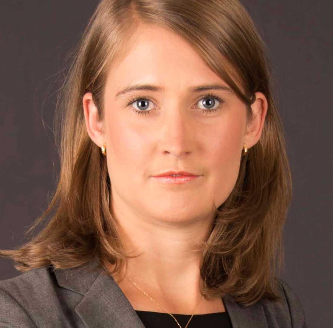 Advokat Emilie Hillert.