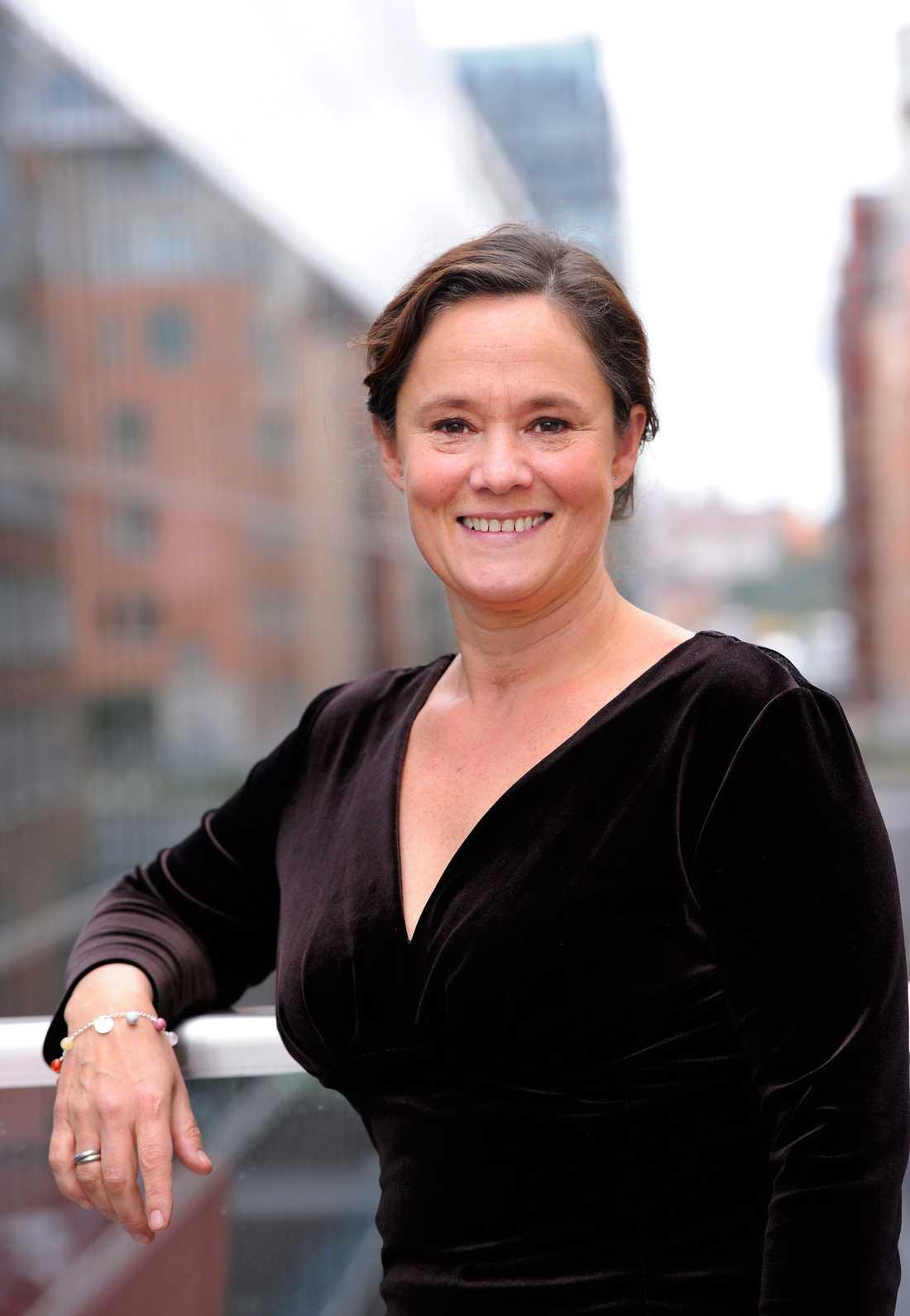 Pernilla August som Åsa Romson? Ja, om Åsa själv får välja.