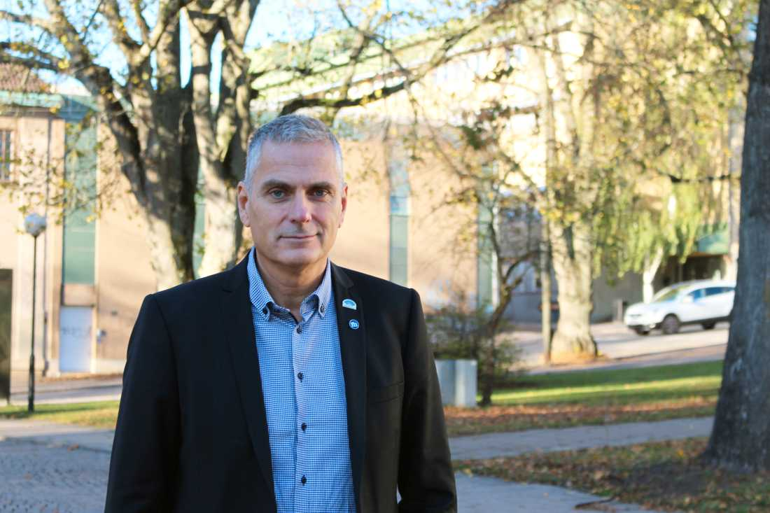 Kåre Friberg (M), kommunalråd i Motala.