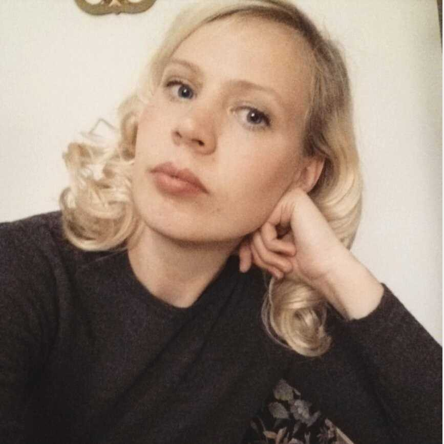 Julia Rönnblom.