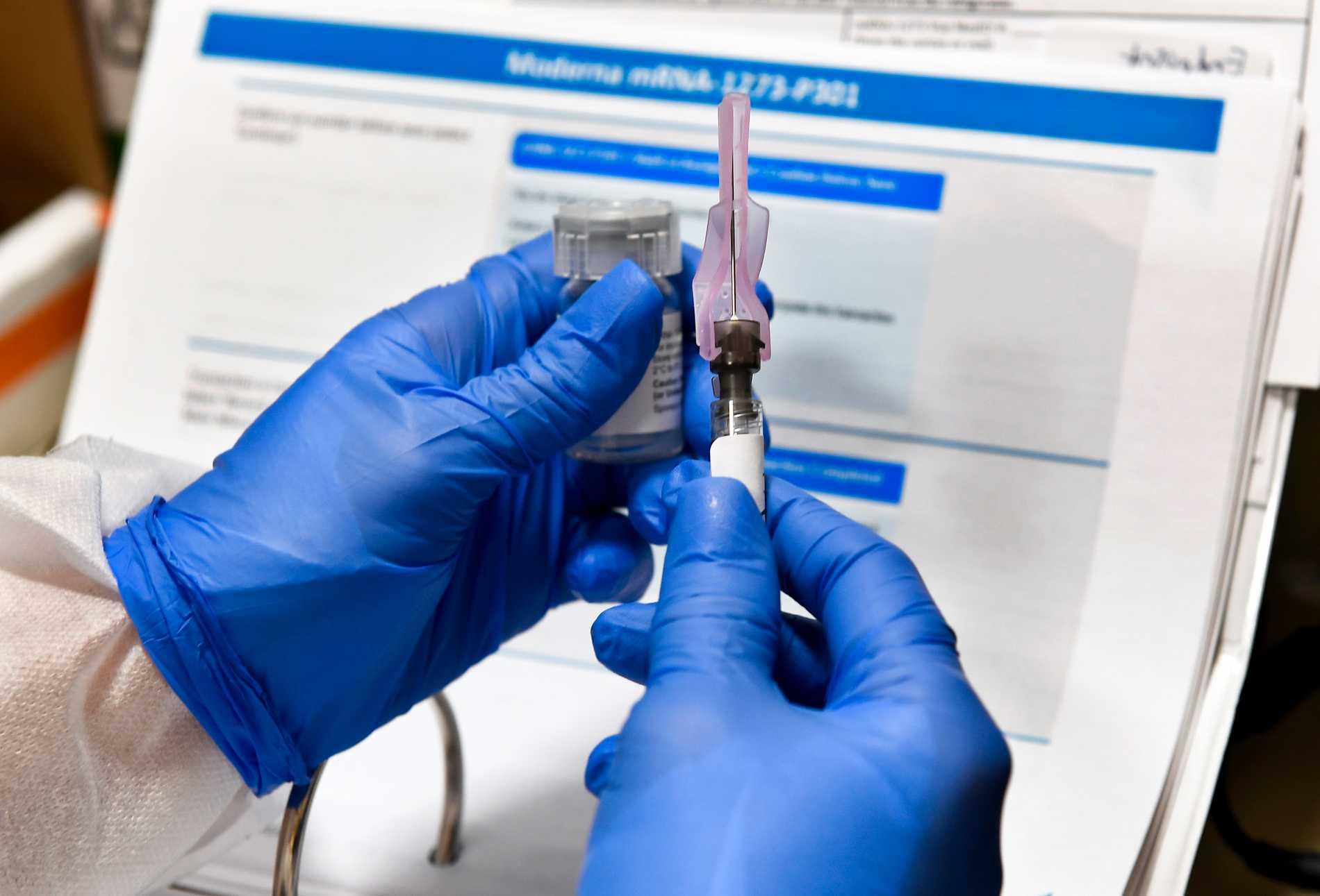 """Fauci om vaccin: """"Spektakulärt resultat"""""""